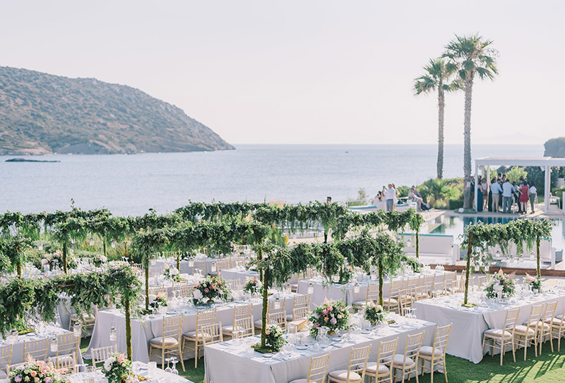 best wedding planners in greece