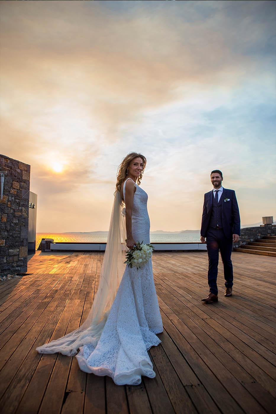 wedding planning in Greece