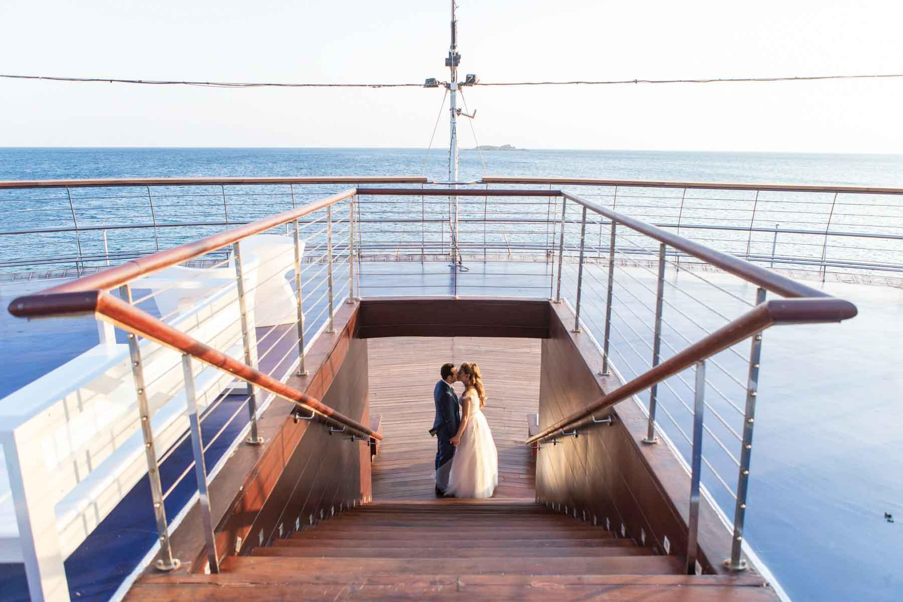 A Grand Resort Wedding on The Athens Riviera