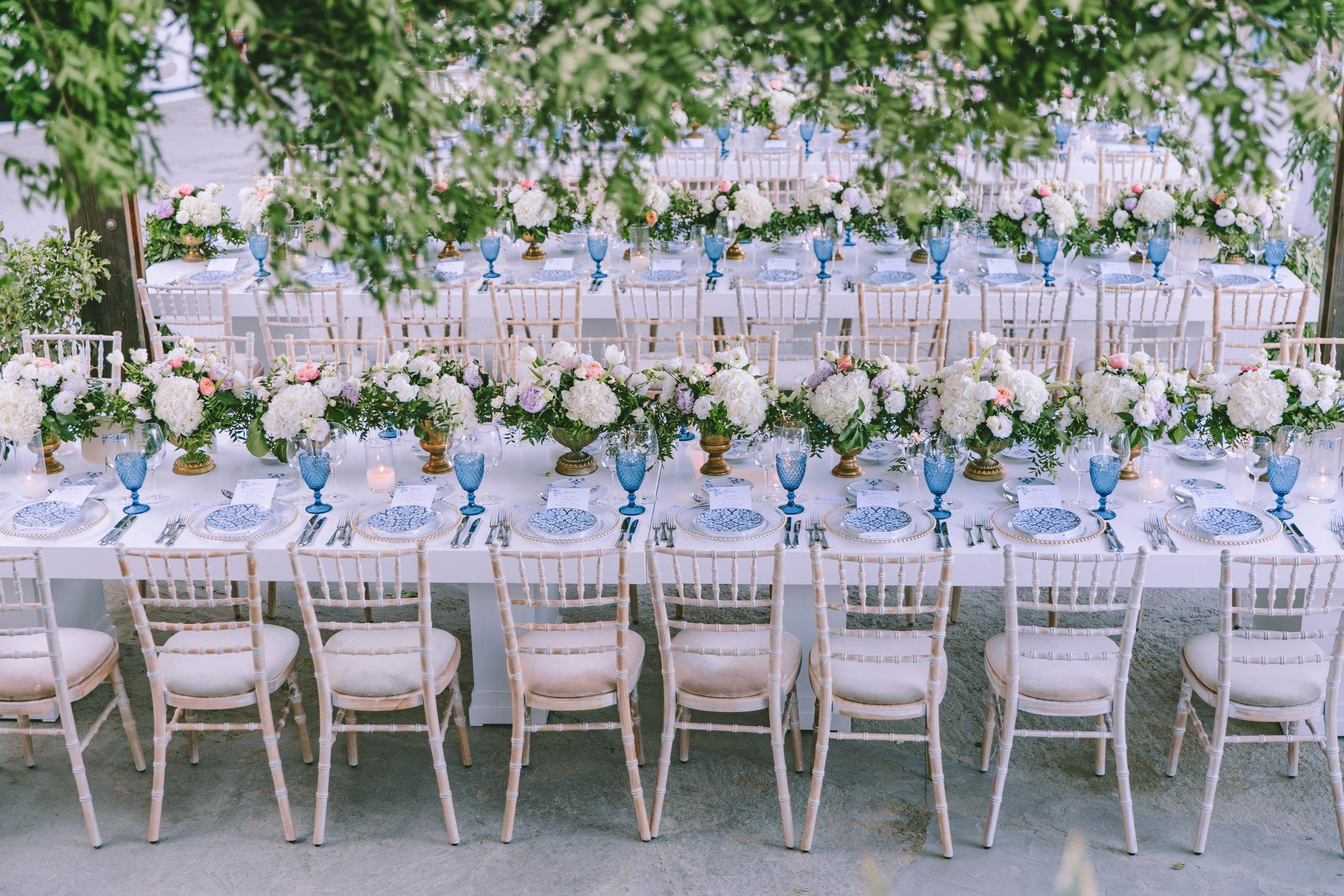 Spectacular Sifnos Island wedding in Greece created by wedding planning agency Riviera Blu Events