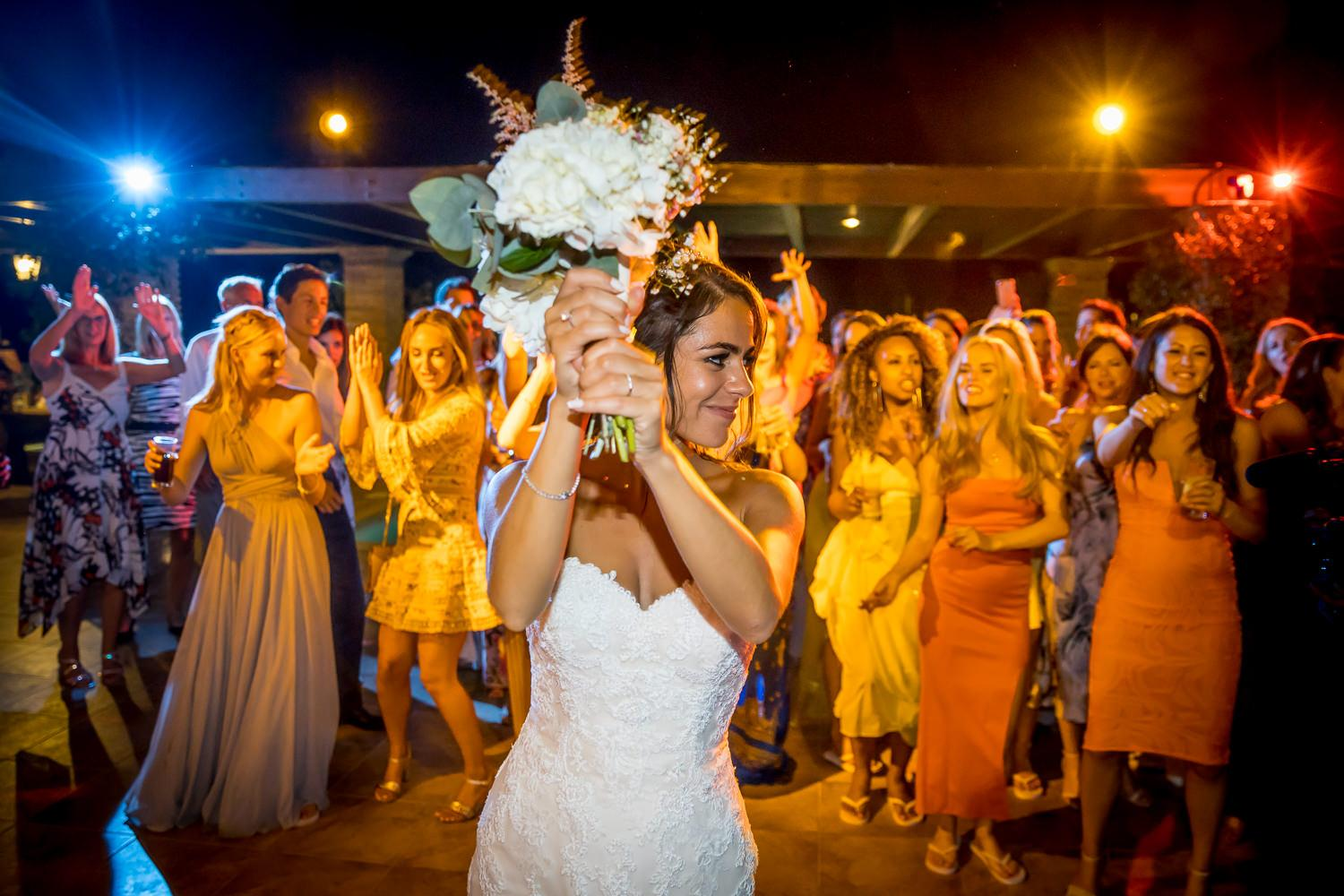 Destination wedding on the Athens Riviera by best wedding planner in Greece